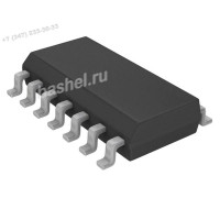LM 339D SMD, Микросхема, SOIC14, STMicroelectronics