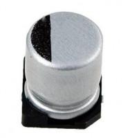 CECAP 10V 220uF 0607, Чип-конденсатор