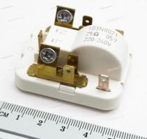 Реле пусковое для холодильника 103N0021 (PLY007DF) Danfoss 25ohm