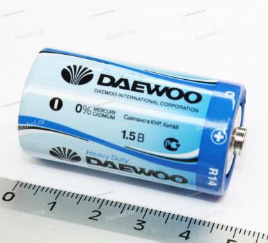 Батарейка Daewoo R14 (C, 343)