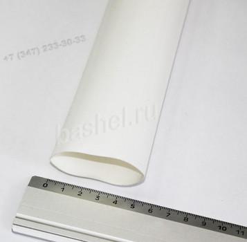Трубка термоусадочная d 38,0 мм * 1 м, белая