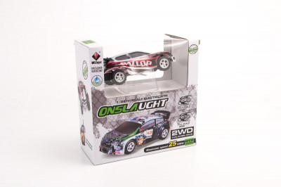 Автомодель 1/24 Rally Car 2.4GHz 2WD