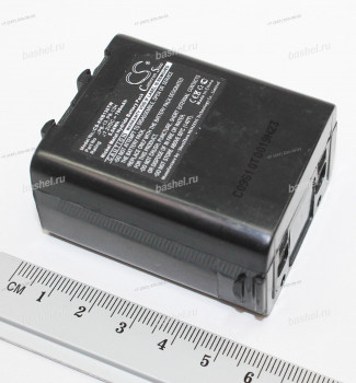 Аккумулятор CS-KNB130TW для радиостанции KENWOOD TH-26AT/27/28/45AT (NiMH 7.2V 700mAh)