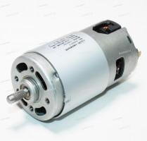 Электродвигатель для блендера DC423327-2 90W, 220VDC, 11000r/min (вал 12х5,25мм, со шлицами 5,25мм)