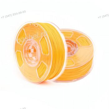 Пластик для 3D принтера GF ABS Оранжевый (Orange) 1,75 мм. 1 кг., Geek Filament