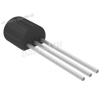 BSS92, Транзистор, TO92, (150мА, 240В, 20Ом) P-ch