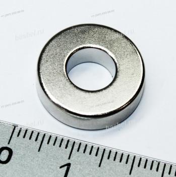 Магнит кольцо -123- D-18 d-8 H-5